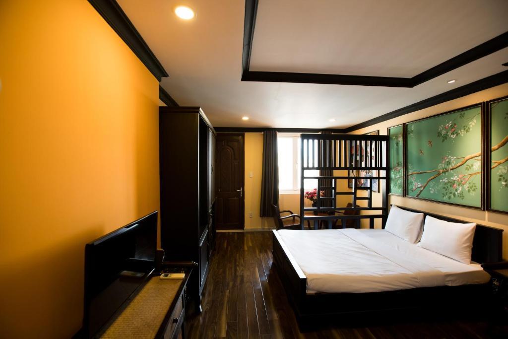 Phòng Suite Giường Đôi