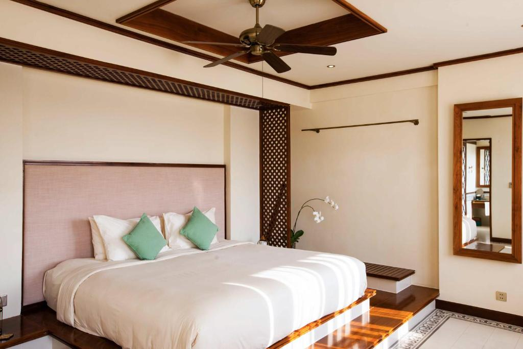 Phòng My Energy có Giường cỡ King/2 Giường đơn và Tầm nhìn ra Hồ bơi - Bao gồm Dịch vụ Spa