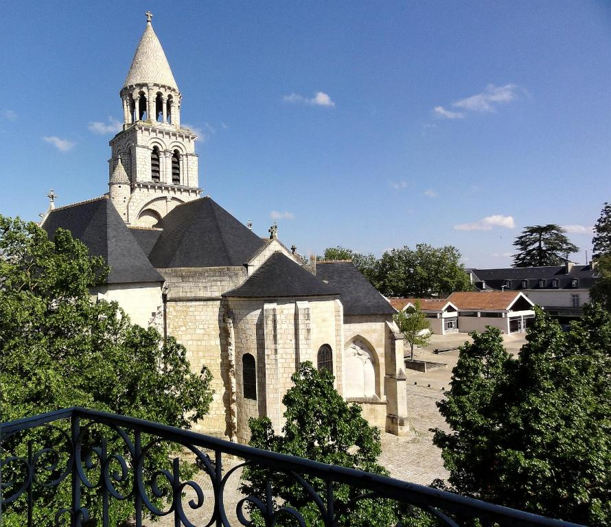 Les appartements notre dame apartments in poitiers in la for Vienne poitiers