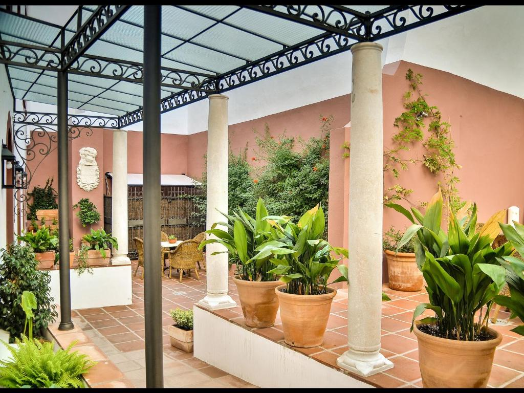Apartamentos murillo seville online booking viamichelin for Appart hotel seville