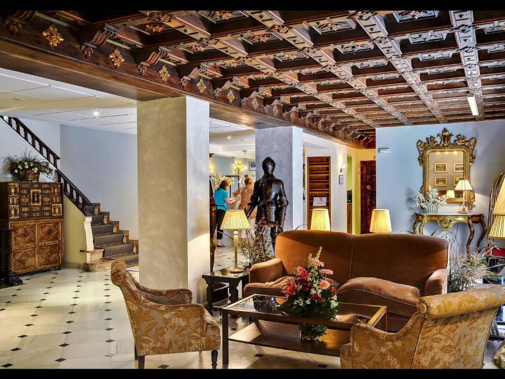 Hotel Murillo Siviglia Booking