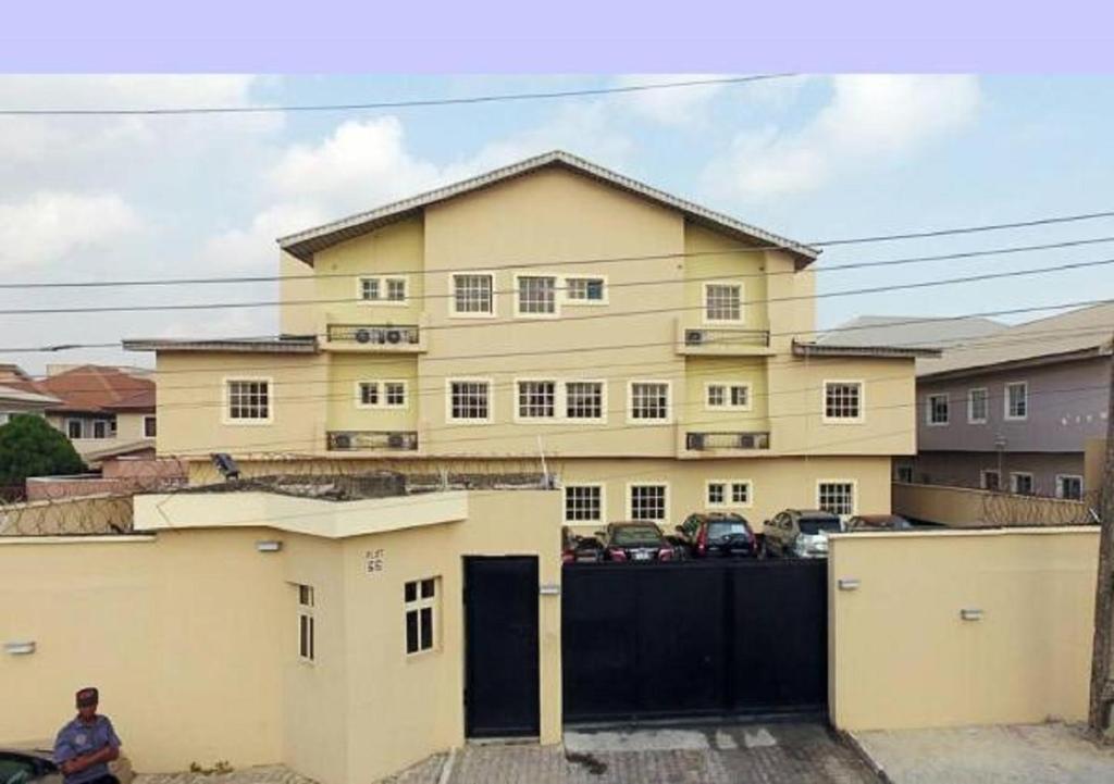 5f1c175ae Lekki Zuken Apartments (Nigéria Lekki) - Booking.com