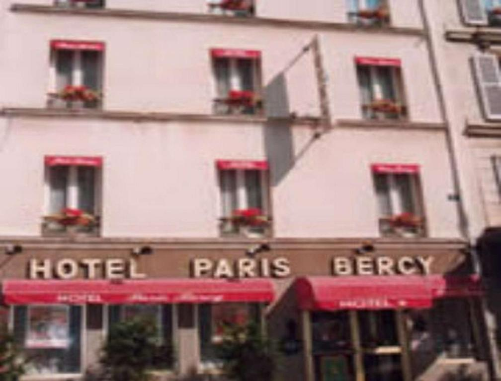 Hotel paris bercy r servation gratuite sur viamichelin for Reservation gratuite hotel paris