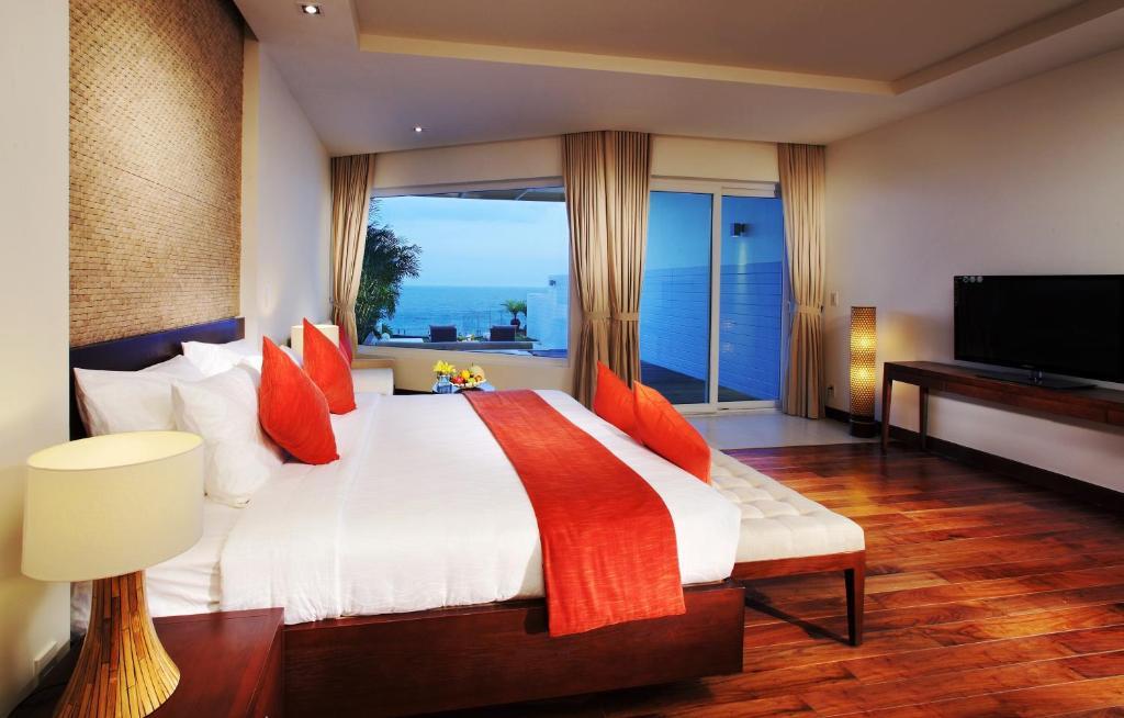 Phòng Terra có Giường cỡ King nhìn ra Biển