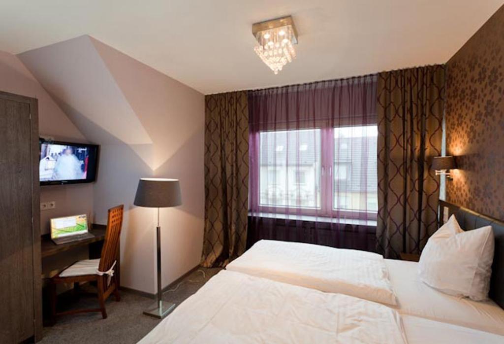 Hotel Komet Dusseldorf Bewertungen