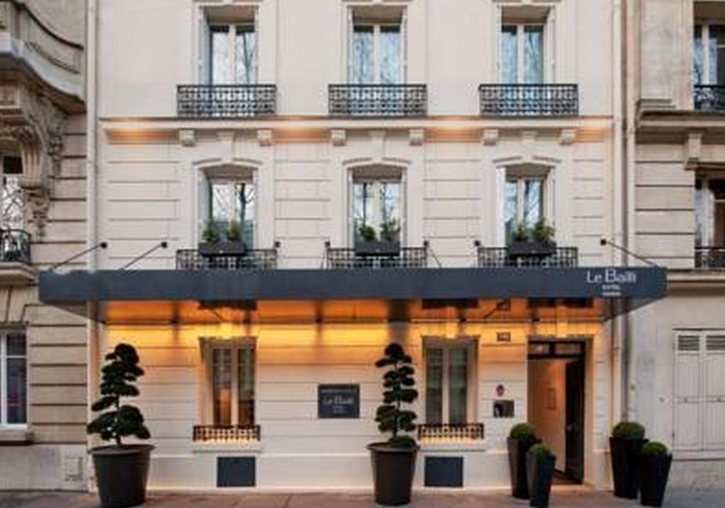 Hotel bailli de suffren paris - Hotel 1 place de la porte de versailles 75015 paris ...