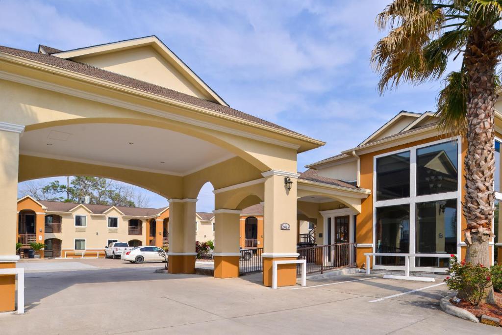 Americas Best Value Inn Medical Center Downtown