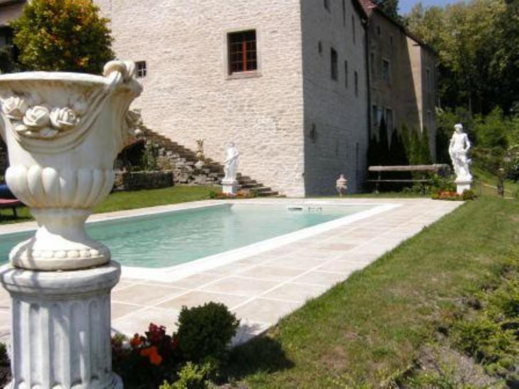chambres d'hôtes manoir saint pierre, chambres d'hôtes villersexel