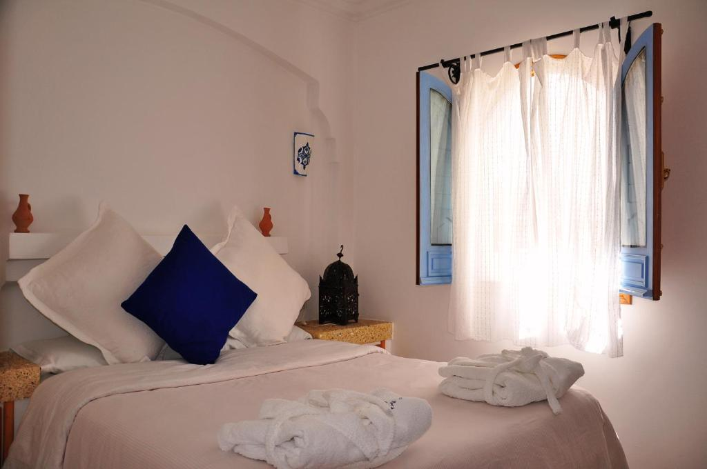 Al alba asilah book your hotel with viamichelin for Al alba jardin hotel