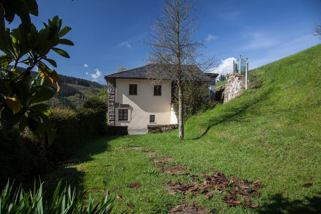 Casa de campo Casa de Aldea Vache (España Naraval) - Booking.com