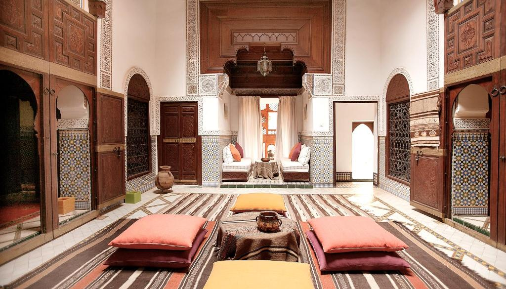 Ryad el borj chambres d 39 h tes marrakech for Chambre d hotes marrakech