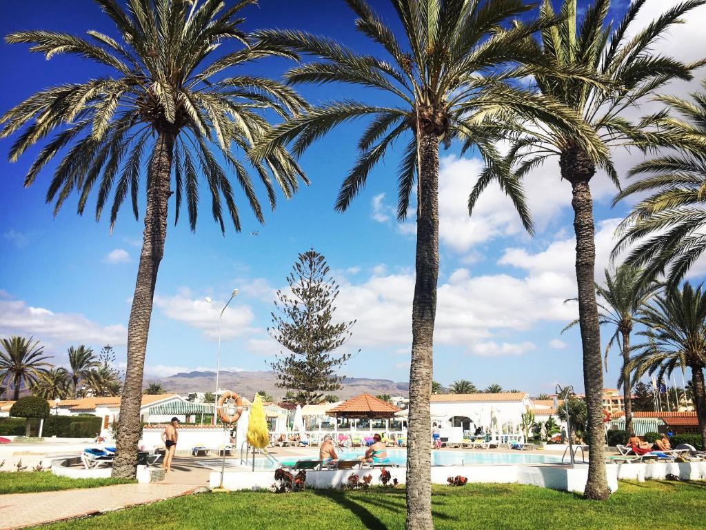 Bungalós Los Arcos (España Playa del Inglés) - Booking.com