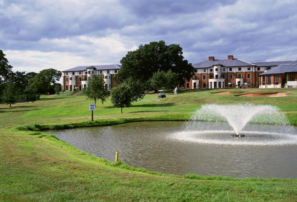 Hilton Puckrup Hall Hotel Golf Club And Spa