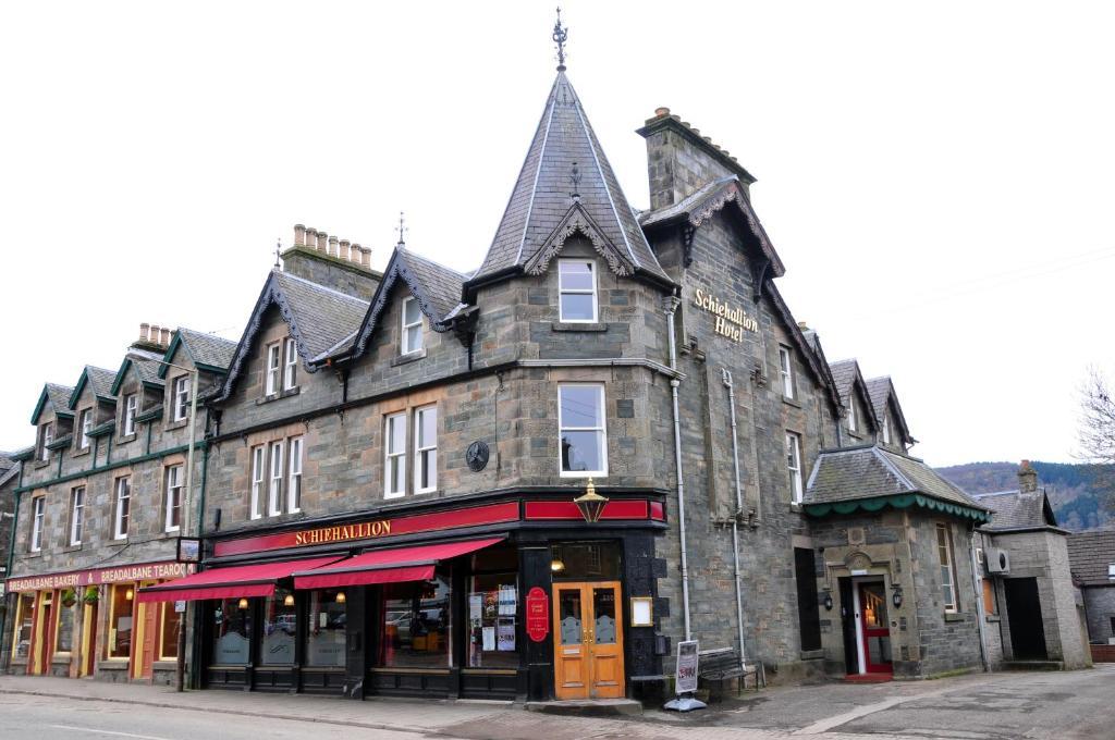 Breadalbane House Hotel Aberfeldy
