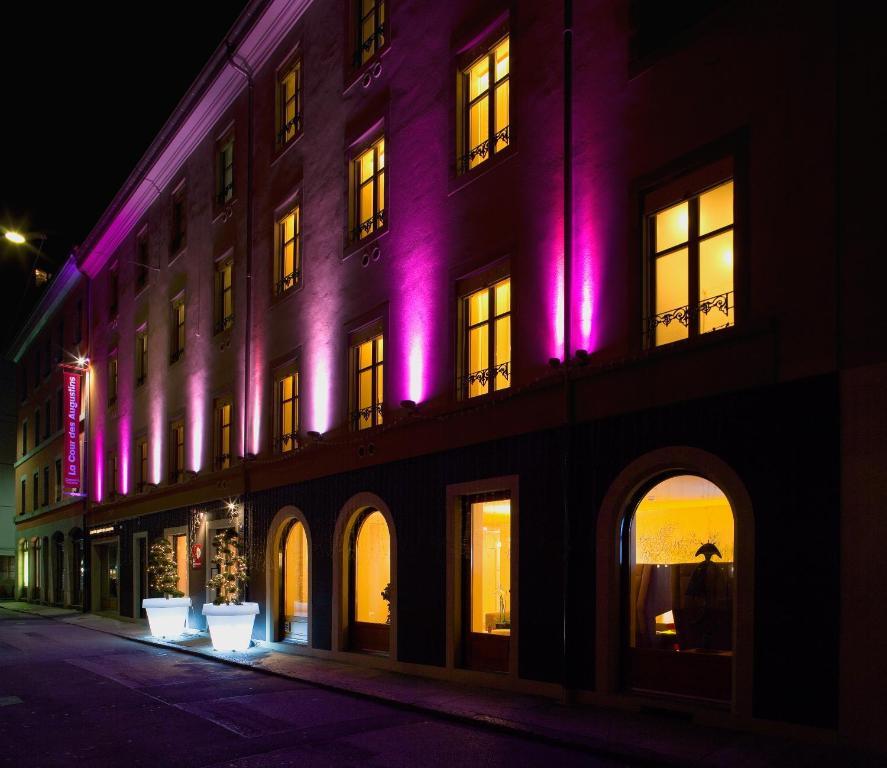 La cour des augustins boutique gallery design hotel for Design hotels la
