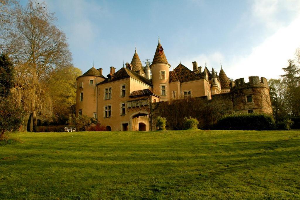 Chambres d 39 h tes ch teau de burnand chambres d 39 h tes burnand - Chambres d hotes chateau ...