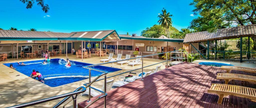 04167c9775 Tanoa Skylodge Hotel (Fiji Nadi) - Booking.com