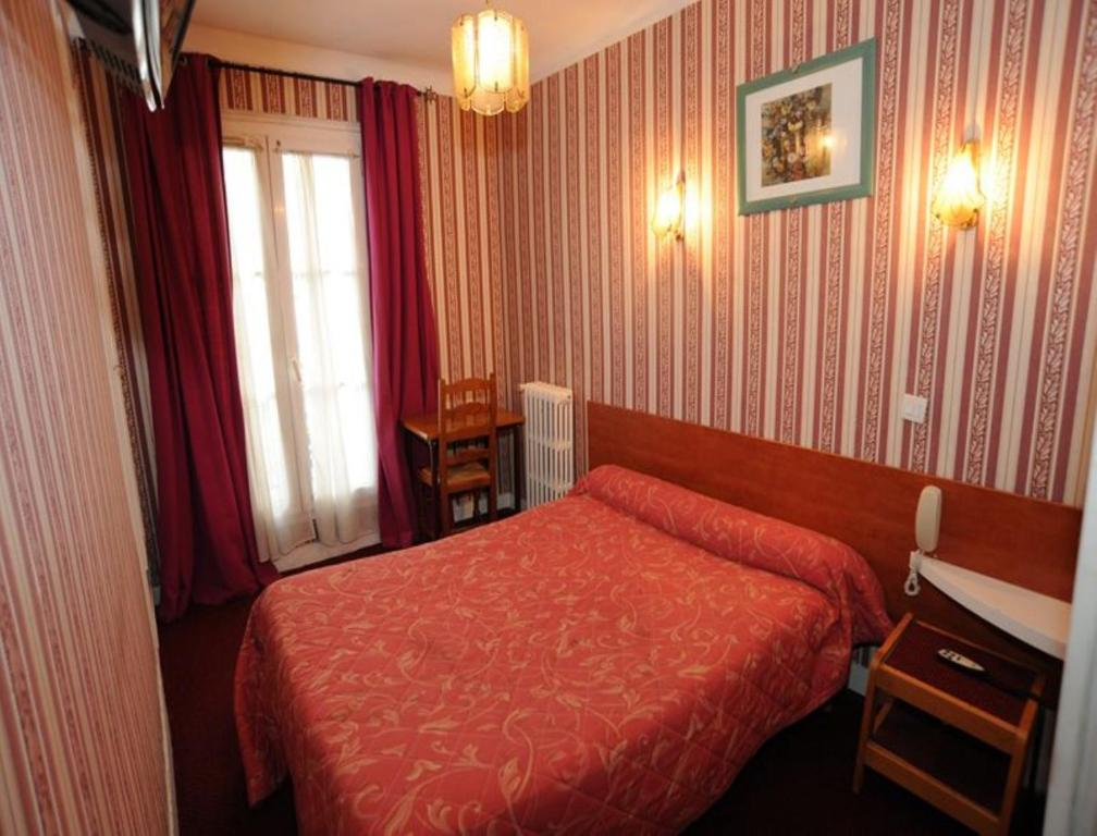 Sully h tel paris book your hotel with viamichelin for Booking paris hotel