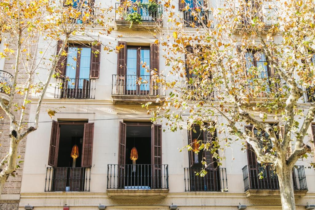 Zoorooms boutique guesthouse chambres d 39 h tes barcelone - Chambre d hote barcelone centre ...