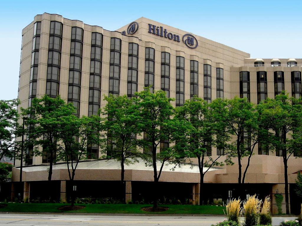 O Hare Airport Hotels With Shuttle Service