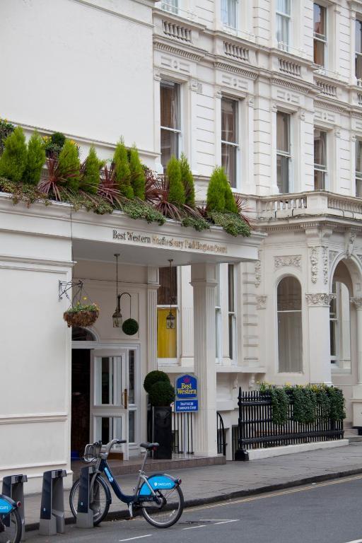 Park grand paddington court london book your hotel for 27 devonshire terrace paddington london w2 3dp england