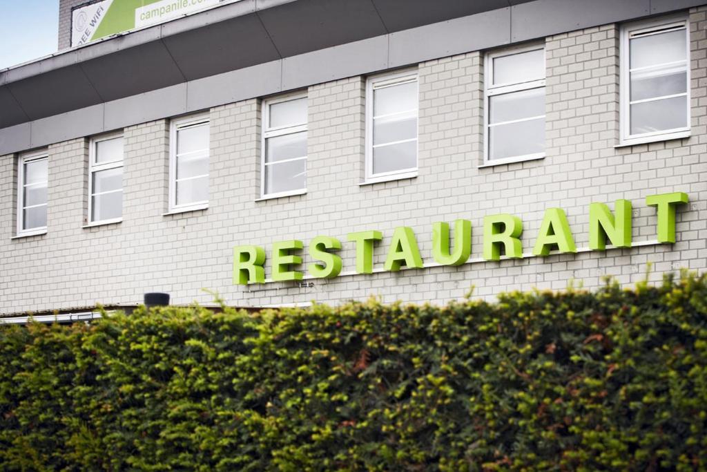 Campanile hotel restaurant brussels vilvoorde for Cuisine x studio brussel