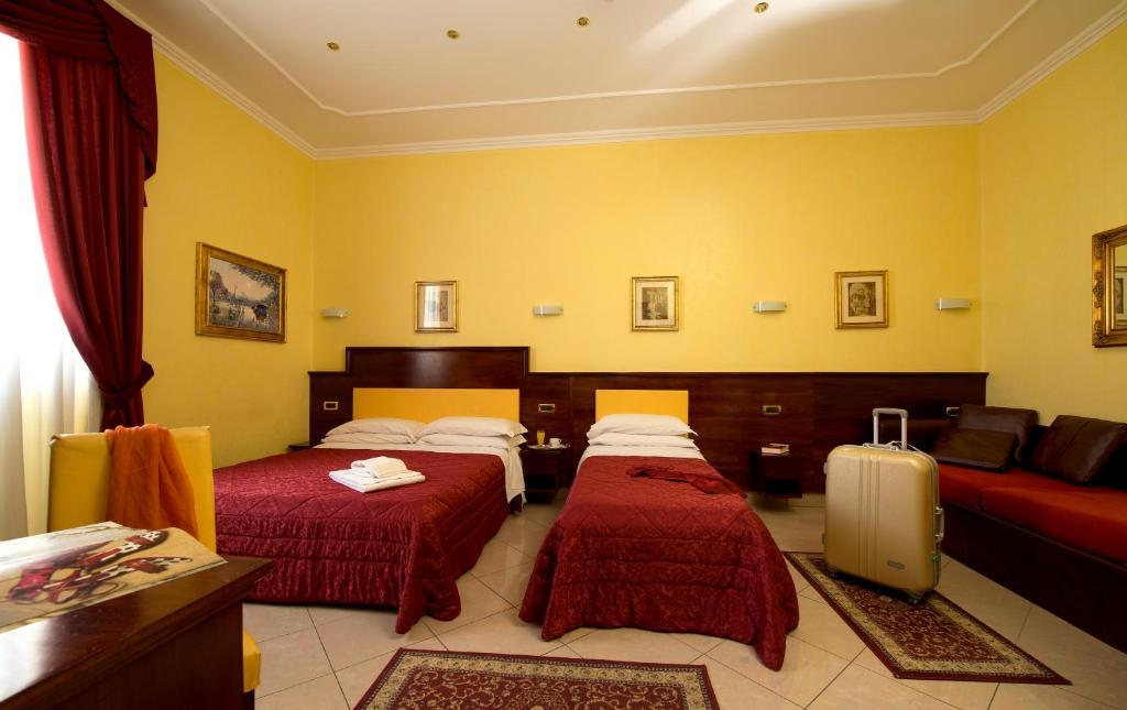 Hotel Esposizione Roma Recensioni