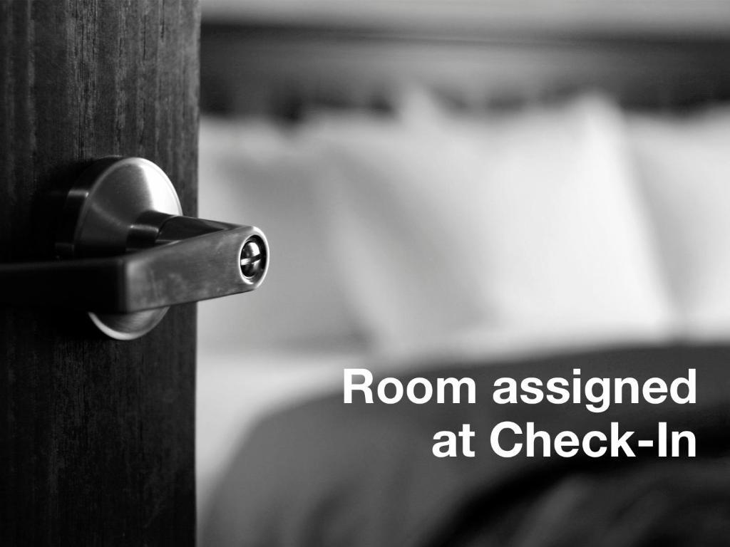 Phòng được chọn khi nhận phòng