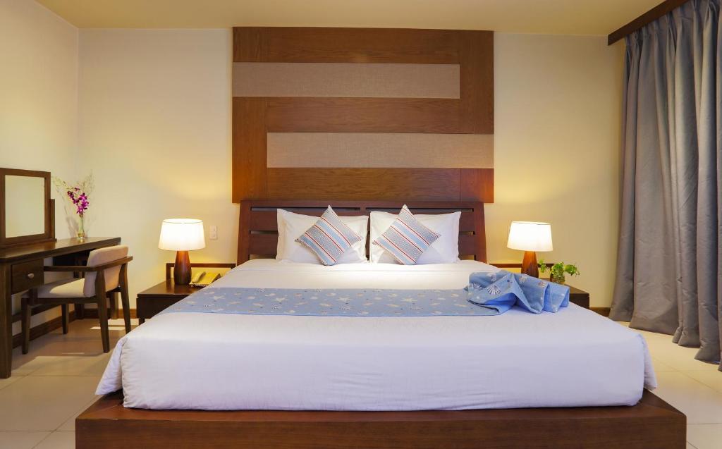 Căn hộ Luxury 2 Tầng có 2 phòng ngủ