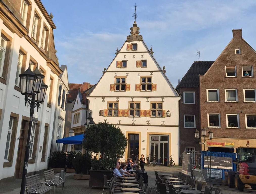 Ferienwohnungen Rheine Markt 12 Rheine Zum Angebot Gastebewertungen