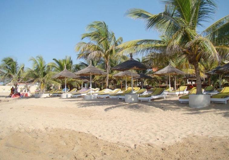 Senegal Hotel Palm Beach