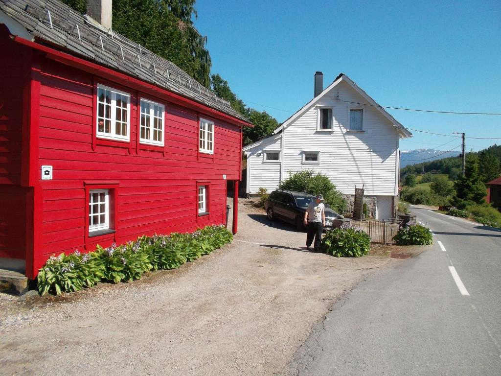 Casa de vacaciones Mo Gardsferie (Noruega Øystese) - Booking.com