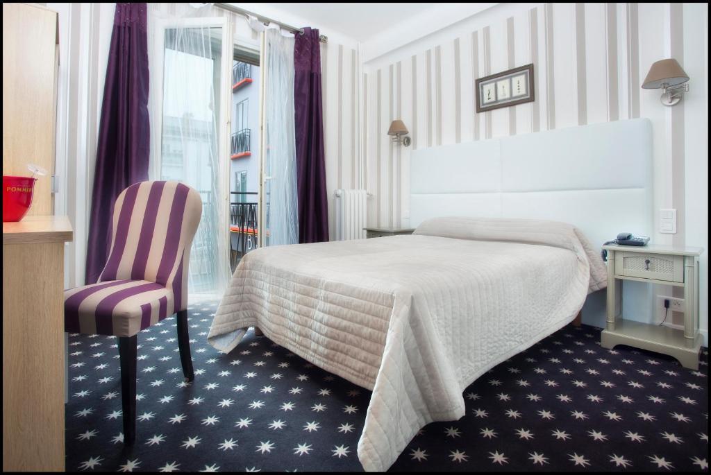 hotel le berry r servation gratuite sur viamichelin. Black Bedroom Furniture Sets. Home Design Ideas