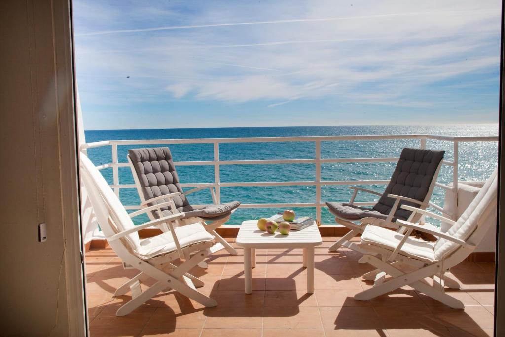 Departamento Espectaculares vistas al mar (España Sant Pol ...
