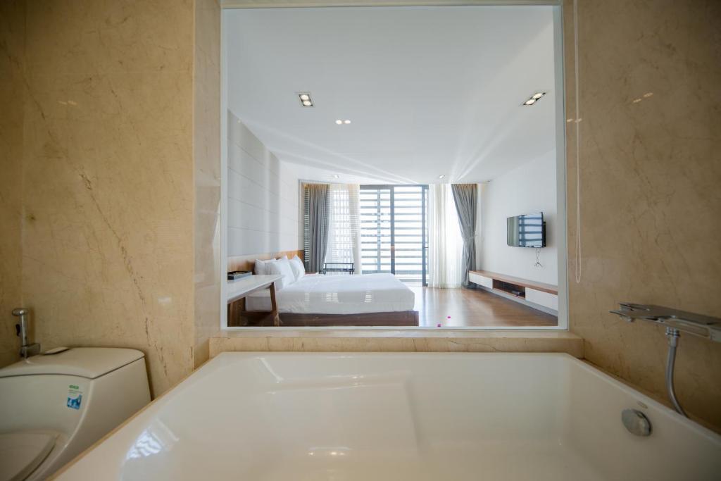 Biệt thự V6 Pool 3 Phòng Ngủ