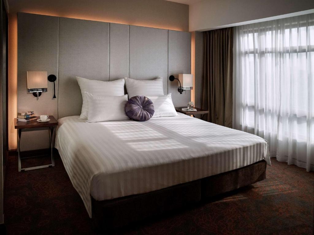 Suite Executive Với Giường Cỡ King, Phòng Khách Và Quyền Sử Dụng Executive Lounge