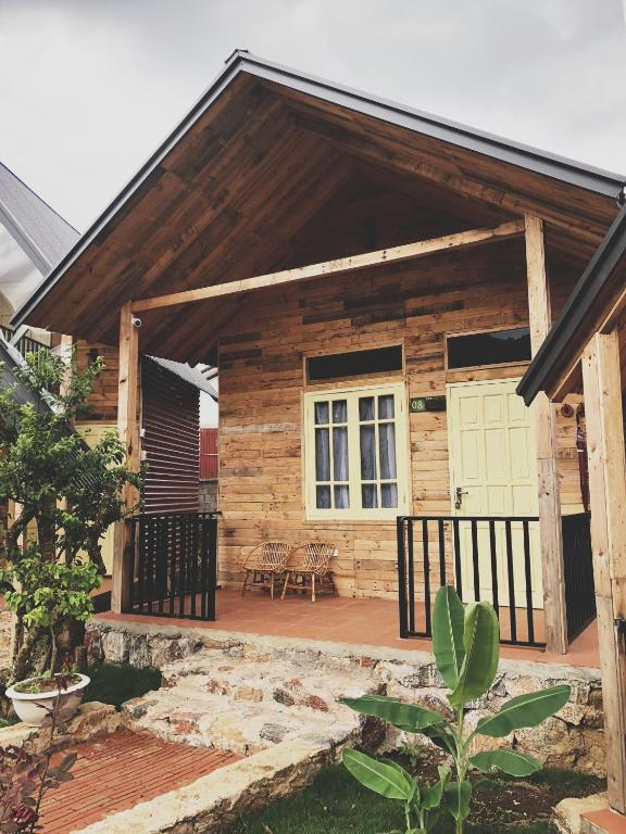 Nhà gỗ (Chalet)