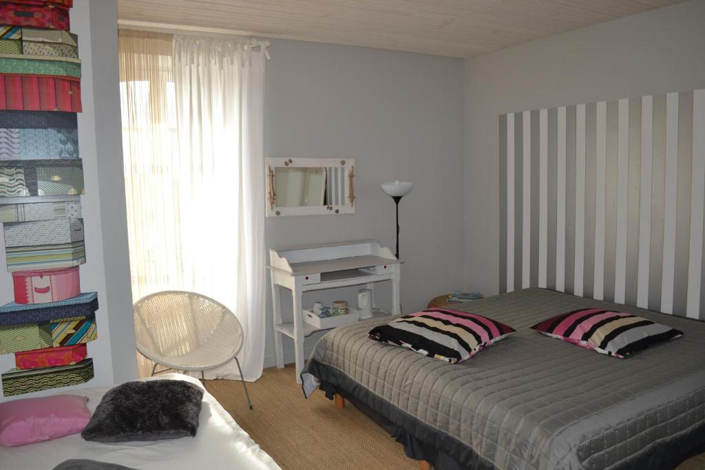 Camere Bu0026B u00e0 Larmor Baden dans le Morbihan (56) - Chambre du0026#39;hu00f4tes de ...