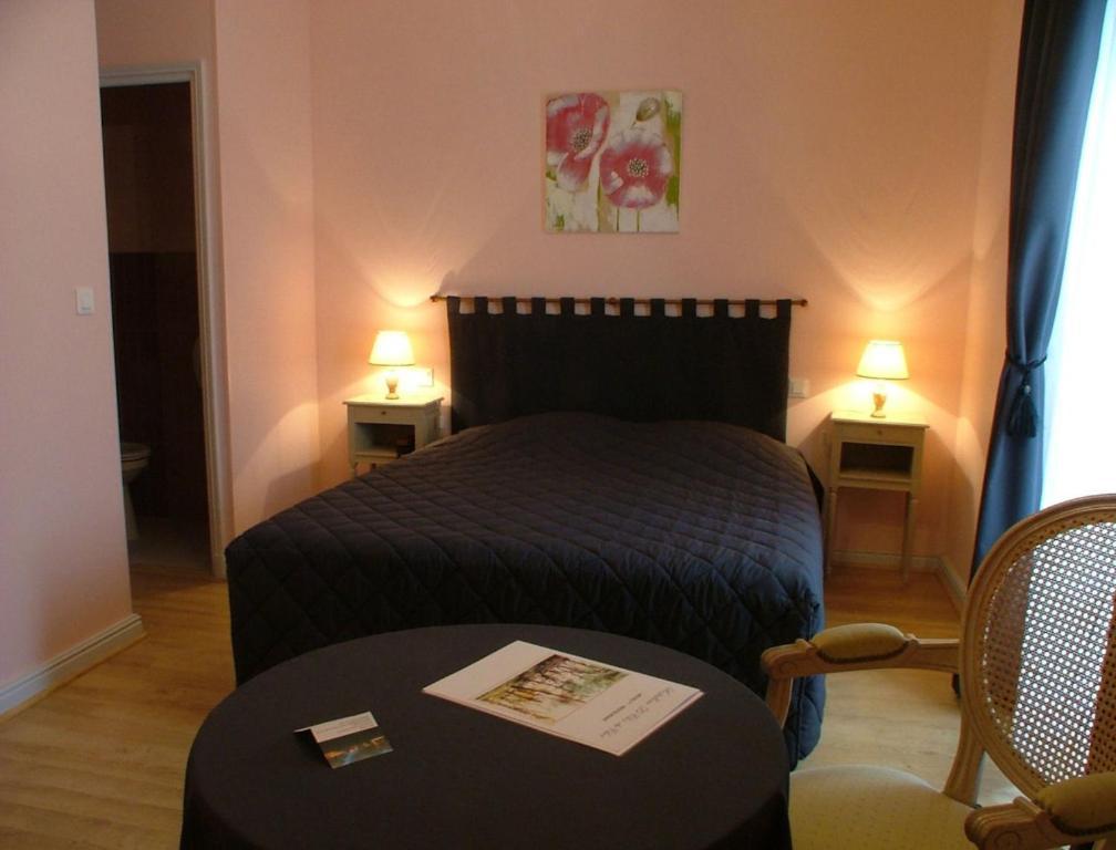 hostellerie le clos du cher saint aignan informationen und buchungen online viamichelin. Black Bedroom Furniture Sets. Home Design Ideas
