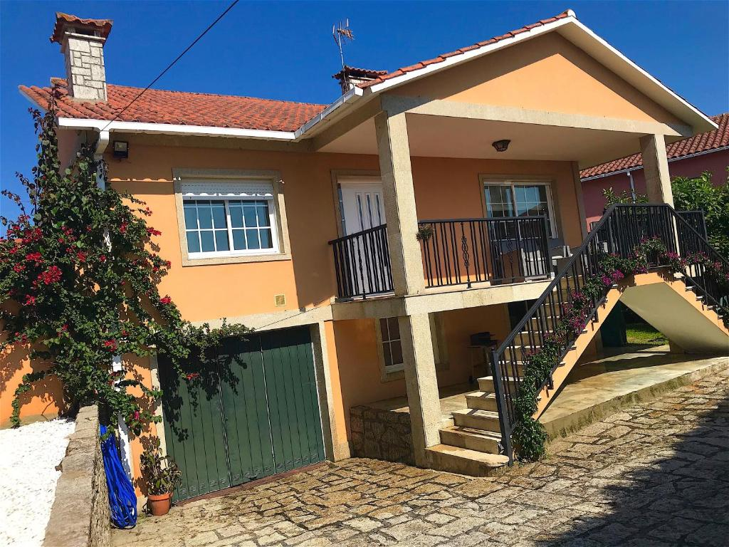 Chalet en Sanxenxo (España Sanxenxo) - Booking.com
