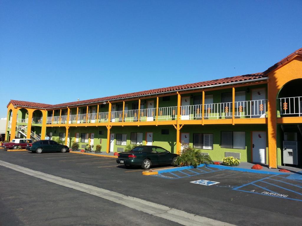 Big a motel r servation gratuite sur viamichelin for Reservation motel