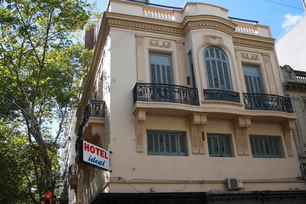 hotel ideal montevideo book your hotel with viamichelin