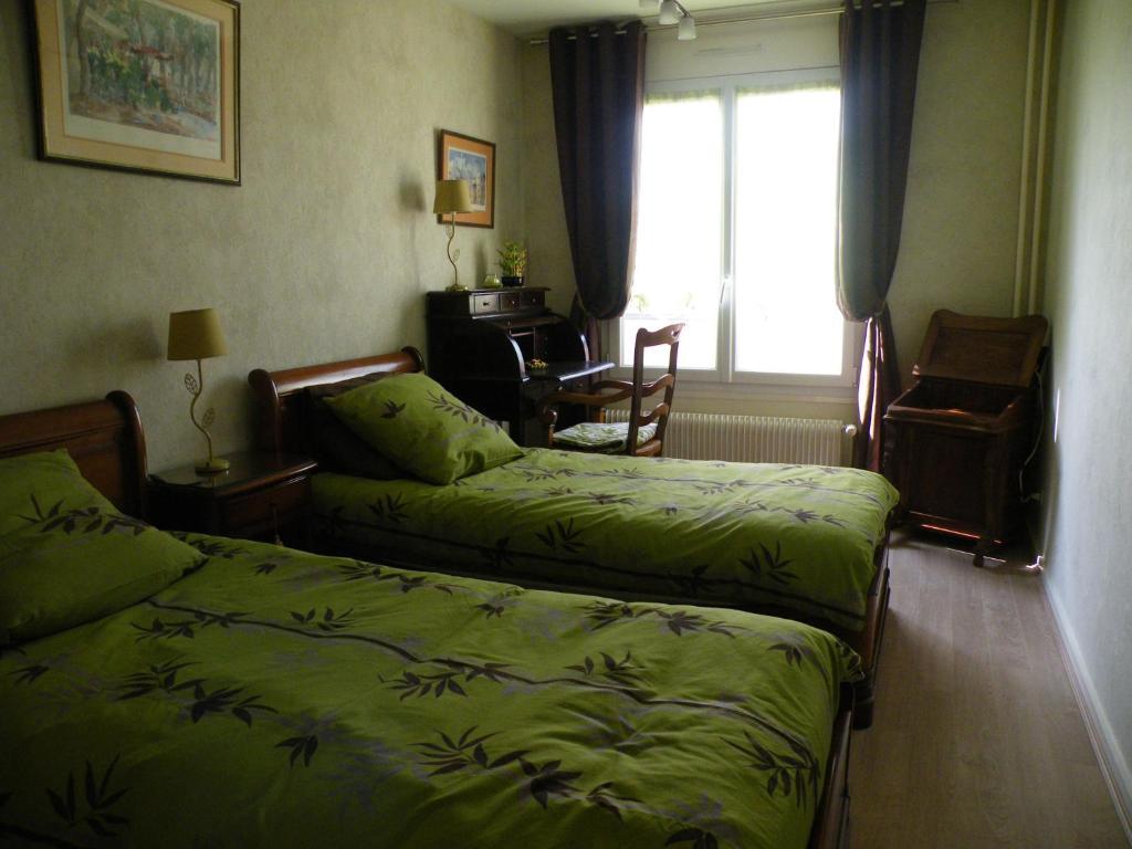 Chambre d\'hôtes - Garibaldi, Chambre d\'hôtes Lyon