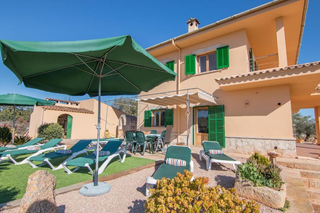 Casa de vacaciones SHort de Can Rafelet (España Las Salinas ...