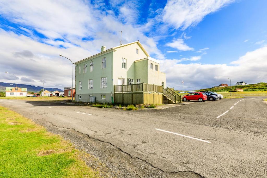 f983ae5754d30 Riverside Hostel (آيسلندا بلونديوس) - Booking.com