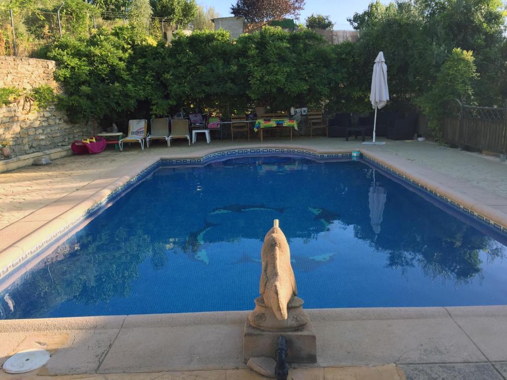 Villa Oasis (España Arriate) - Booking.com