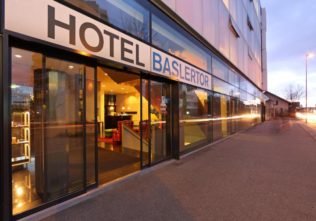 Baslertor swiss quality hotel muttenz for Quality hotel
