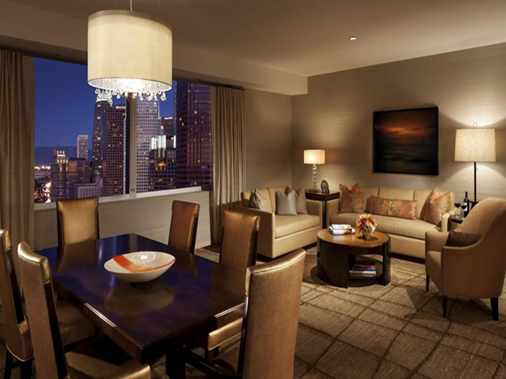 JW Marriott Los Angeles L.A. LIVE - Los Angeles - book your hotel ...