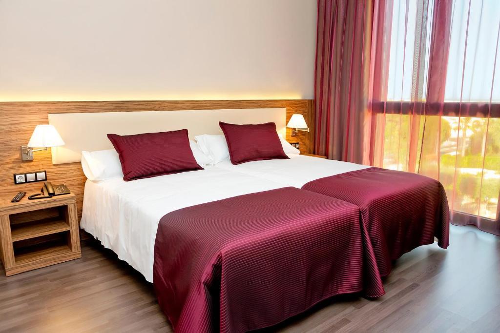 Hotel do a monse torrevieja viamichelin informatie en for Planificador de habitaciones online