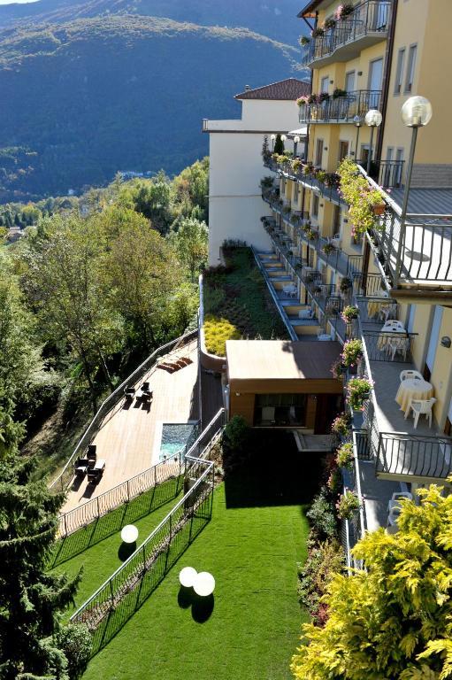 Hotel A Rota D Imagna Italia